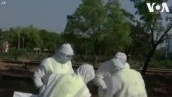 Բանգլադեշ. Կորոնավիրուսի հետևանքով զոհվածների հուղարկավորումը