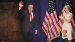 دونالد ترامپ و برنی سندرز توجه رسانه ها را به خود جلب کردند