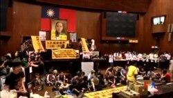 2015-02-10 美國之音視頻新聞: 台灣太陽花學運領袖將被起訴