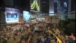 香港首批絕食學生健康惡化被迫結束絕食