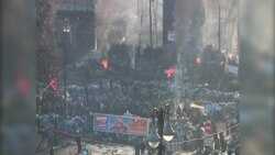CN-Ukraine Protesters Who Ousted President Call for New Parliament