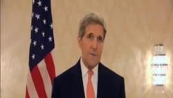 克里:美國加入敘利亞問題多國會談