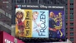 """""""The Show Must Go On"""" di Broadway, Tapi Hanya dengan Bukti Vaksin"""