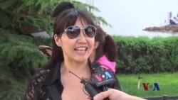 北京街访:大陆民众谈蔡英文就任总统(网络版)