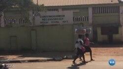 Angola, o encontro do presidente com malanjinos