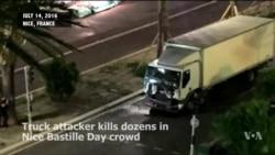 نیس میں قومی دن کی تقریب کے موقع پر ٹرک حملہ