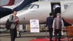 中国商务客机需求量下降