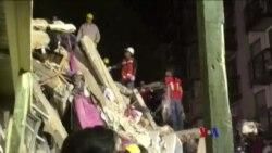 墨西哥城7.1級地震至少217人喪生