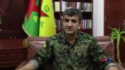 Berdevkê YPG'ê Biryara Trump ya Vekişîna ji Sûrîyê Dinirxîne