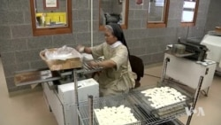 Nuns Work Overtime to Bake Wafers for Pope's US Masses