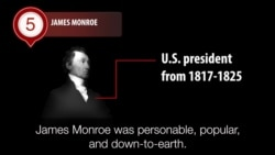 America's Presidents - James Monroe