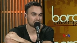 Border Crossings: Jesse Clegg