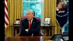 2018-08-21 美國之音視頻新聞: 川普擔心與特別檢察官會面對自己不利