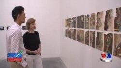 Arab rassomlari ijodi Nyu-Yorkda - Arab art in NYC