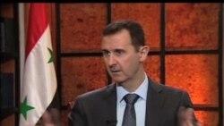阿萨德:土耳其就叙反政府运动说谎
