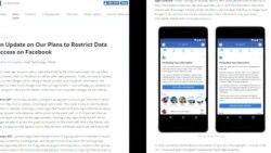 美国万花筒:脸书用户资讯泄露丑闻继续延烧