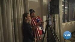 VOA英语视频: 受自由红利政见感召 前特朗普支持者倒戈为杨安泽效命