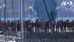 Գրետա Թանբերգը ԱՄՆ-ից նավով ժամանել է Պորտուգալիա