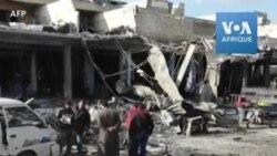 15 civils tués dans des frappes aériennes sur Idleb en Syrie