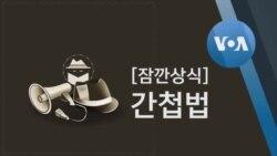 [잠깐상식] 간첩법