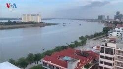 Praying for Rain by the Mekong as Monsoon Season Begins