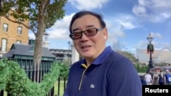Ông Yang Hengjun, cựu nhân viên ngoại giao Trung Quốc sau đó trở thành một nhà báo và blogger.