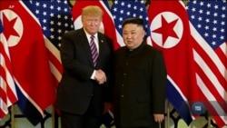 У В'єтнамі розпочався саміт між Дональдом Трампом і Кім Чен Ином. Відео