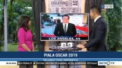 Laporan Langsung VOA untuk MetroTV: Oscars 2019 (2)