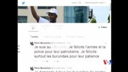 2015-05-15 美國之音視頻新聞:布隆迪挫敗政變 三名將軍被捕