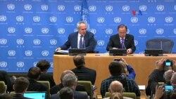 Secretario General de la ONU adelanta agenda de Asamblea