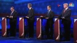 Tercer debate Partido Republicano
