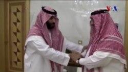 Suudi Arabistan'a Yeni Veliaht Prens