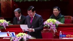 Ông Trương Tấn Sang cảnh báo nguy cơ từ tham nhũng