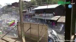 Myanmar'da Şiddet Tırmanıyor