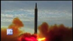 جوہری پروگرام ترک کے لیے صدر ٹرمپ کا شمالی کوریا پر دباؤ