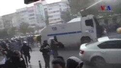 İstanbul'da HDP Eylemine Müdahale