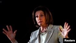 Seroka Encûmena Niwêneran a Amerîkî Nancy Pelosi