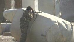 اینبار داعش در رقه از غیرنظامیان به عنوان سپر انسانی استفاده کرد
