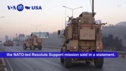 VOA60 America - Two U.S. service members were killed in Afghanistan
