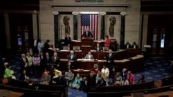"""""""Sentada' en la Cámara de Representantes"""