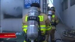 Hàn Quốc: Cháy bệnh viện, 41 người chết