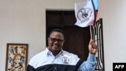Picha ya Maktaba - Tundu Lissu, aliyekuwa mgombea urais nchini Tanzania kwa tikiti ya chama cha upinzani, Chadema.