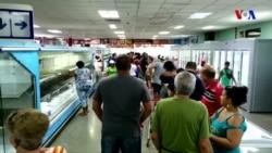 Kubada bəzi məhsulların qıtlığı yaşanır