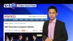 Hai ứng viên Tổng thống sắp bước vào cuộc tranh luận cuối