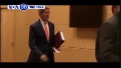 Ngoại trưởng Mỹ kêu gọi TT Putin ngừng hỗ trợ thành phần ly khai thân Nga