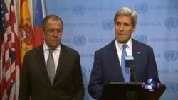 美呼吁俄方就叙利亚问题召集紧急会议