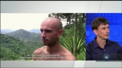 Режисер стрічки «Людина з табуретом» розповів про презентацію фільму у США. Відео