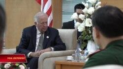 Mỹ sẽ giúp Việt Nam tẩy dioxin sân bay Biên Hòa