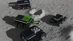 Robot Cerdas untuk Bangun Infrastruktur di Bulan