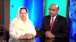 خضر خان اور غزالہ خان کا وی او اے اردو کو انٹرویو